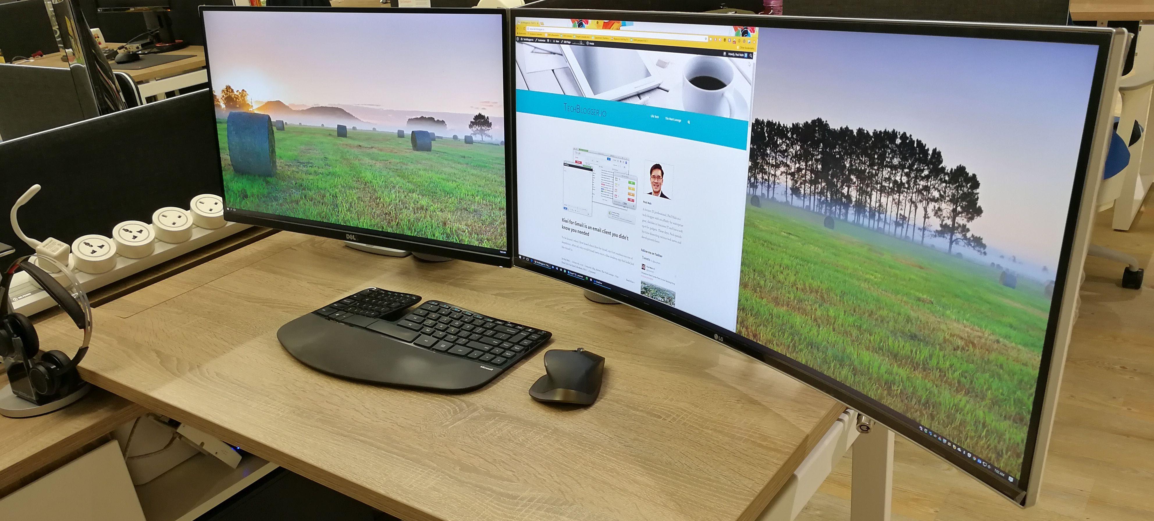 Work Desk 2017