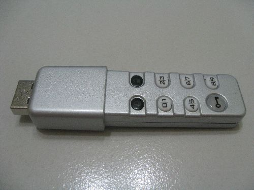 LOK-IT Secure Flash Drive