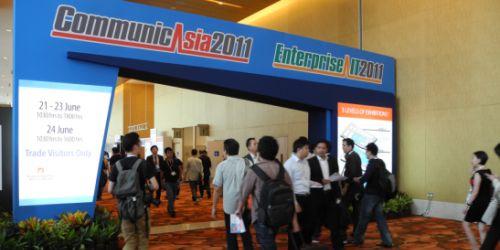 CommunicAsia 2011