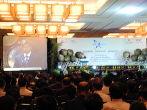 CommunicAsia 2011 Opening Address