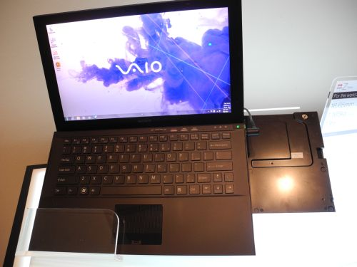 The new Sony Vaio Z