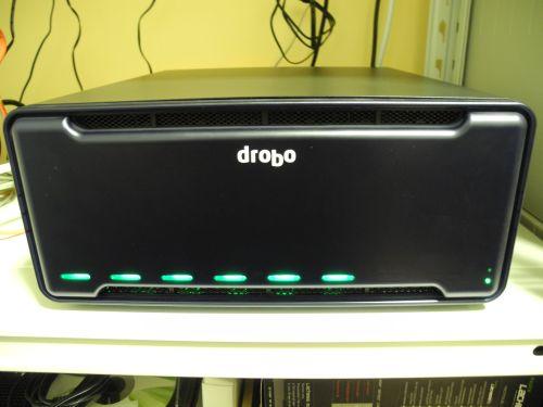 The Drobo B800i SAN