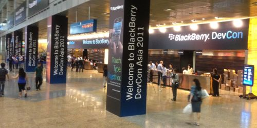 BlackBerry DevCon 2011