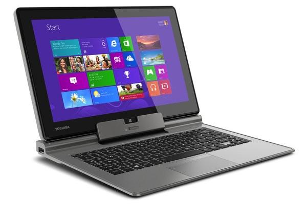 Toshiba Portege Detachable Ultrabook