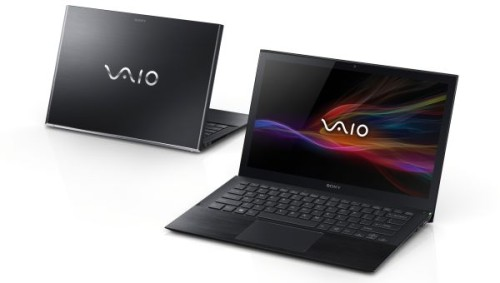 Sony VAIO Pro Laptops