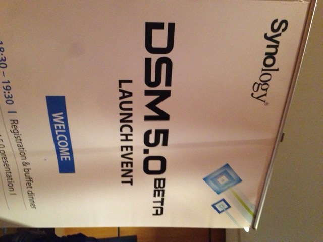 Synology Launch Event 2014