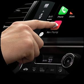 Apple CarPlay Touch