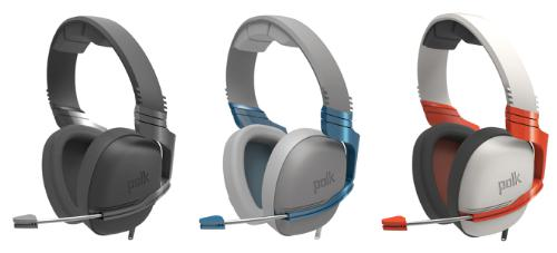 Polk Striker Headset