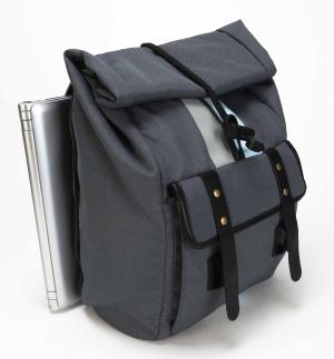 Geo 15.6-inch RollTop Backpack