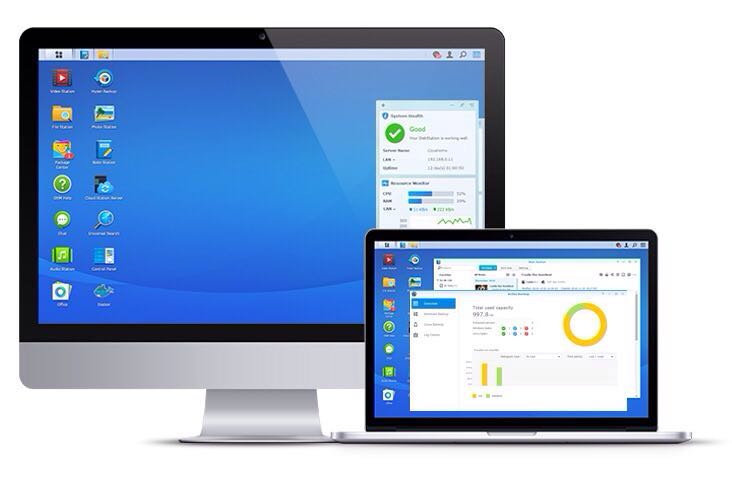Synology wants to be the all-in-one server for your business with
